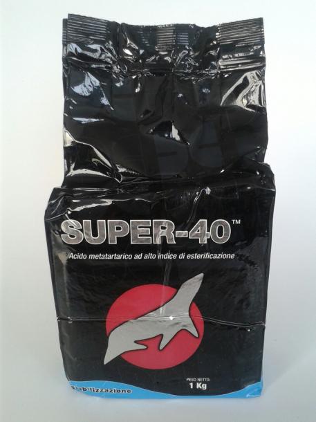 Метавинена киселина SUPER 40