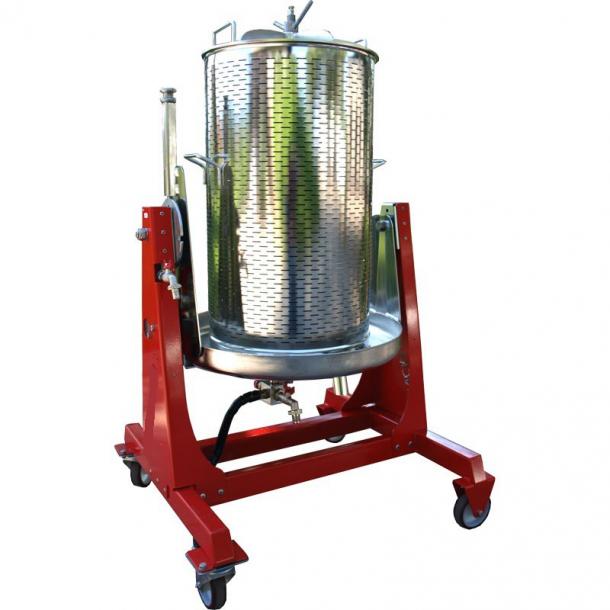Хидропреса за плодове и грозде - 120 л