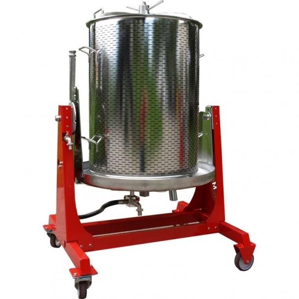 Хидропреса за плодове и грозде - 170 л