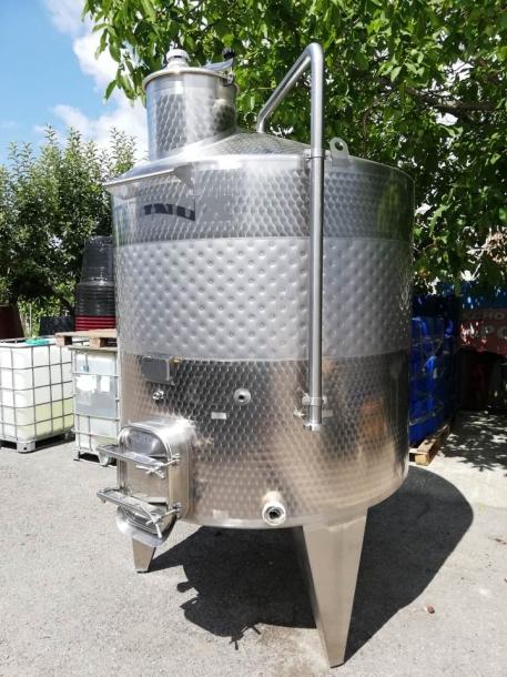 Професионални ферментатори от 3 тона