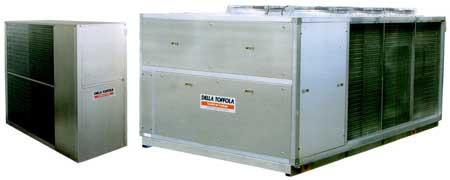 Хладилна инсталация с гликолатен разтвор
