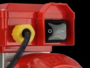 Електромотор 0,5 Нр за шихтов филтър Коломбо